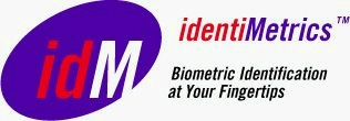 iDentiMetrics biometric fingerprint identification